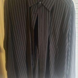 Access button down dress shirt 2xl